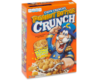 Cap'n Crunch Peanut Butter Crunch (355g)