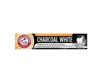 Arm & Hammer Toothpaste, Charcoal White (75ml)