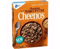 Cheerios Chocolate Peanut Butter (320g)