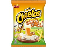 Cheetos Happy Honey & Four Cheese (65g)