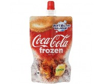 Coca Cola Frozen Lemon (125g)