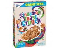 Cinnamon Toast Crunch Cereal, Giant Size (765g)