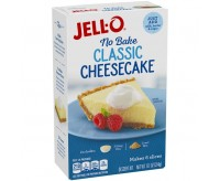 Jell-O No-Bake Classic Cheesecake (314g)