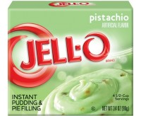 Jell-O Pistachio Instant Pudding and Pie Filling (96g)
