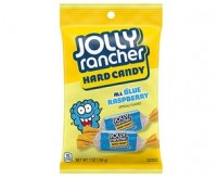Jolly Rancher Hard Candy, All Blue Raspberry (198g)