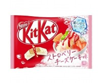 KitKat Mini, Freezable Strawberry Cheesecake