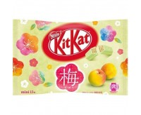 KitKat Mini Ume (Plum), Bag (JAPAN)