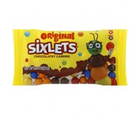 Sixlets Candies, Chocolatey, Original (49g)