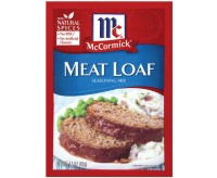McCormick Meat Loaf Seasoning Mix (42g)