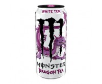 Monster Dragon Tea, White Tea (458ml)