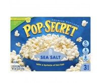 Pop-Secret, Sea Salt Popcorn (3 Bags) (272g)
