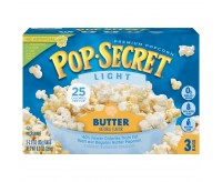 Pop-Secret, Light Butter Popcorn (3 Bags) (255g)