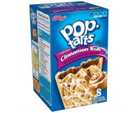 Kellogg's PopTarts Frosted Cinnamon Roll (400g)