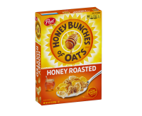 Post Honey Bunches of Oats, Honey Roasted (411g)