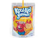 Kool-Aid Jammers Peach Mango (1 pack 177ml)