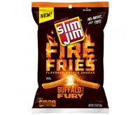 Slim Jim Fire Fries, Buffalo Style Fury (78g)