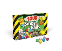 Toxic Waste Sour Smog Balls, Theater Box (85g)