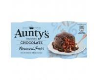 Aunty's Steamed Chocolate Puddings (2x95g)