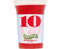 Hartley's 10 Cal Strawberry Jelly Pot (175g)