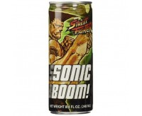 Street Fighter Sonic Boom Energy Drink (248ml)