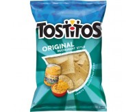 Tostitos Original Restaurant style White Corn Tortilla Chips (358g)