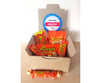 USfoodz Surprise Box, Reese's Addict