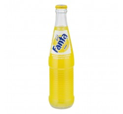 Fanta Pineapple Glass Bottle (355ml)