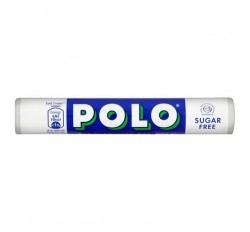 Polo Mint Sugar Free, Roll (34g)