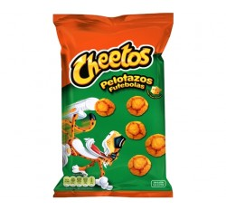 Cheetos Pelotazos Futebolas (40g) USfoodz