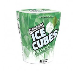 Ice Breakers Ice Cubes, Spearmint (40 pieces)