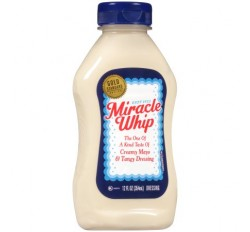 Kraft Miracle Whip Dressing (354ml)