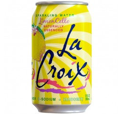 La Croix Sparkling Water, LimonCello (355ml)