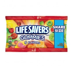 LifeSavers Gummies Five Flavors Share Size