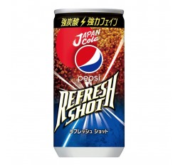 Pepsi Refresh Shot (Japan) (200ml)