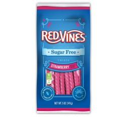 Red Vines Sugar Free, Strawberry (141)