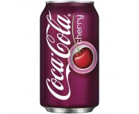 Coca Cola Cherry (355ml)