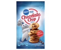Pillsbury Mini Chocolate Chip Cookies, Soft Baked (85g)