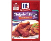 McCormick Seasoning Mix, Original Buffalo Wings (45g)