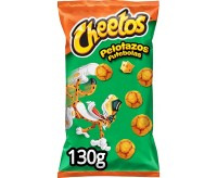 Cheetos Pelotazos Futebolas, Large Bag (130g)