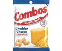 Combos Cheddar Cheese, Baked Cracker (178g)