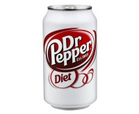 Dr Pepper Diet (355ml)