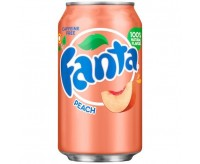 Fanta Peach (355ml)