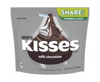 Hershey's Kisses, Milk Chocolate Share Pack (306g)