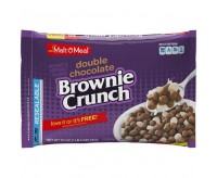 Malt-O-Meal Double Chocolate Brownie Crunch (567g) (BEST-BY DATE: 25-01-21)