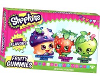 Shopkins Fruity Gummies Three Flavors (85g)