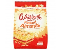 Whitworths Flaked Almonds (150g) (BEST-BY DATE: 04-2021)