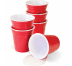 American Shot Cups Red